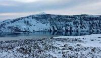 Nemrut Krater Gölü Her Mevsim Büyülüyor
