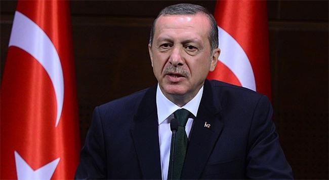 Cumhurbaşkanı Erdoğan, Emmioğlunu ziyaret etti