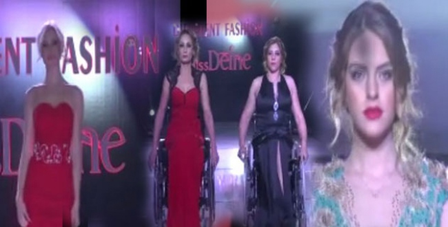 Gaziantep'te 'Different Fashion' defilesi