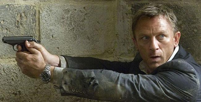 James Bondun silahları çalındı, İngiltere polisi peşine düştü