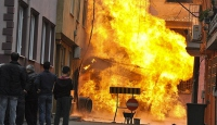 İstanbulda yangın faciası