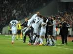 Konyada Beşiktaş fırtınası