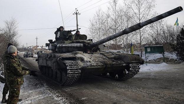 Ukraynada çatışmalar: 7 ölü