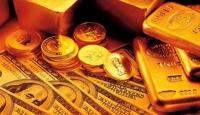 Altının kilogramı 122 bin 800 lira oldu
