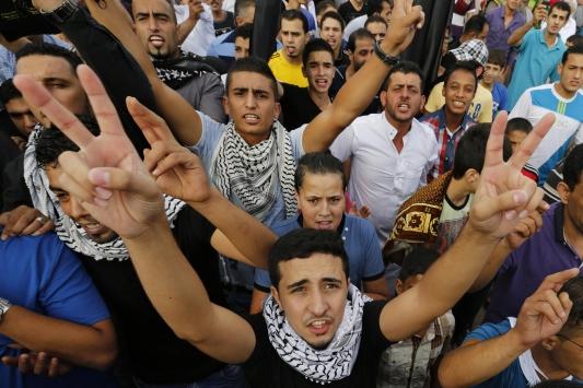 Filistinli mültecilerden yardım çağrısı