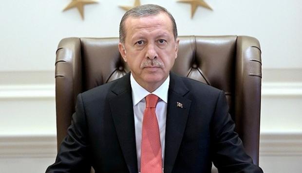 Cumhurbaşkanı Erdoğandan 10 Aralık mesajı