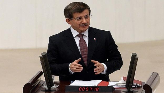 Davutoğlunun açıklamaları CHP grubunu karıştırdı