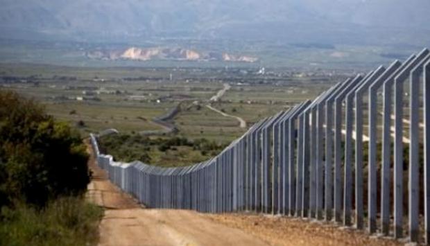 Ukrayna Rusya sınırına Avrupa Duvarı