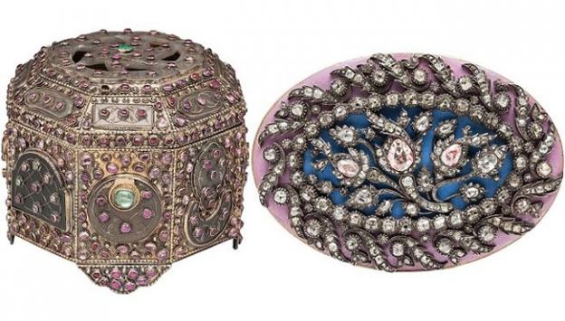 Osmanlı eserleri ve tarihi kitaplar müzayedede satışa sunulacak