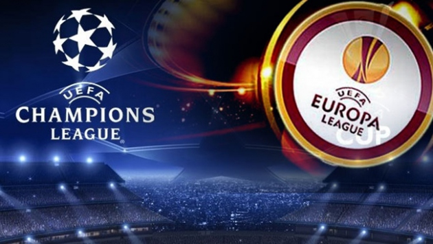 UEFAda toplu sonuçlar