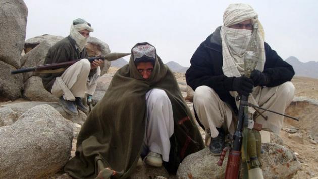 Afganistan'da 12 Taliban militanı öldürüldü