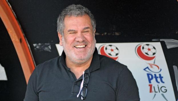 Adanaspor Teknik Direktörü Levent Eriş fenalaştı