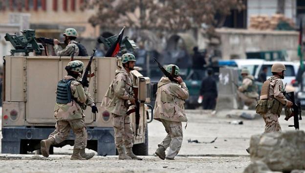 Afganistanda Taliban saldırıları