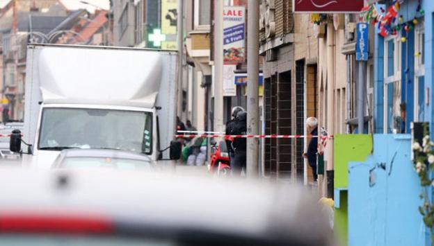 Belçika polisi alarmda