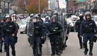 ABD polisinden sirenli müdahale: 141 gözaltı