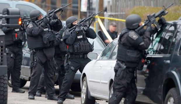 ABD polisi kapı kapı Onu arıyor