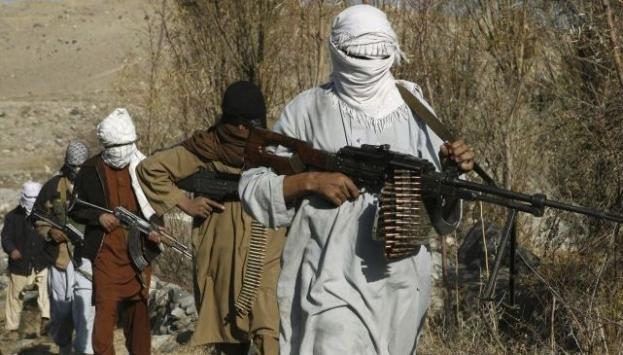 Afganistanda Talibana operasyon