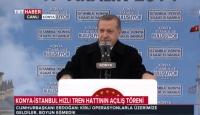 Erdoğan: Kirli operasyonlara boyun eğmedik