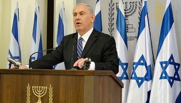 Netanyahu Hamas kararını hazmedemedi