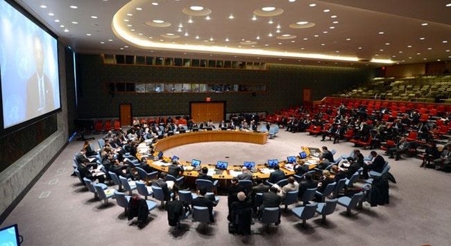 Filistin tasarısı BM Güvenlik Konseyi'ne sunuldu