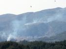 Esed yine Türkmen köylerine saldırdı