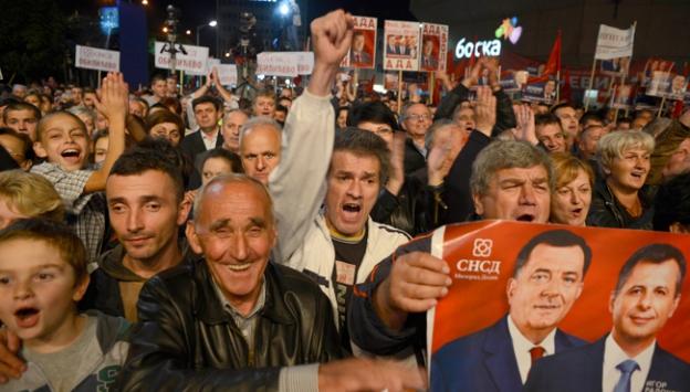 Bosna Sırp Cumhuriyetinde yeni hükümet kuruldu
