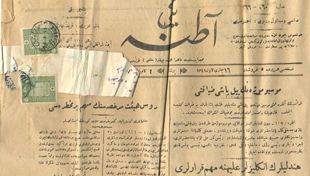 Osmanlıca gazeteler Türkçeye çevriliyor
