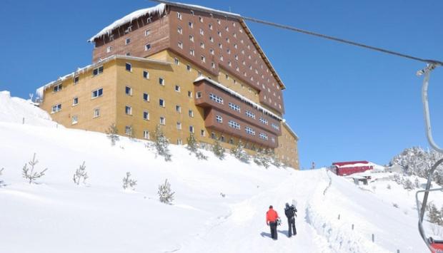 Kartalkayada kar kalınlığı