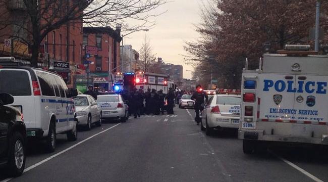 ABDde polise saldırı: 2 ölü