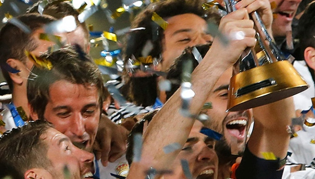 Dünya Şampiyonu Real Madrid