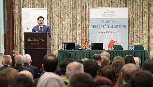 Makedonyada Türkçe Eğitim Bayramı