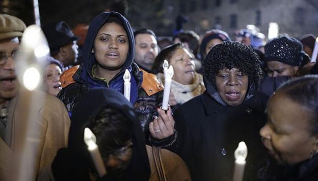 Öldürülen polisler anıldı