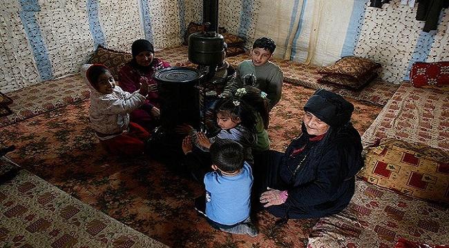 Lübnanda yaşam mücadelesi veriyorlar