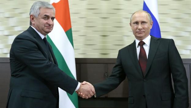 Abhazyadan Rusya ile ortaklık anlaşmasına onay