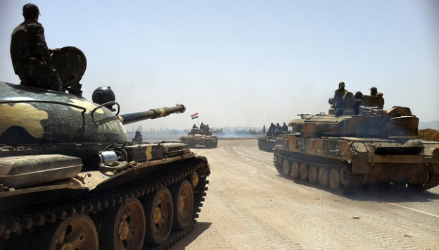 Suriyede 3 bin 700 kişi gözaltında