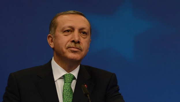 Erdoğan, Filistin Büyükelçisini kabul etti
