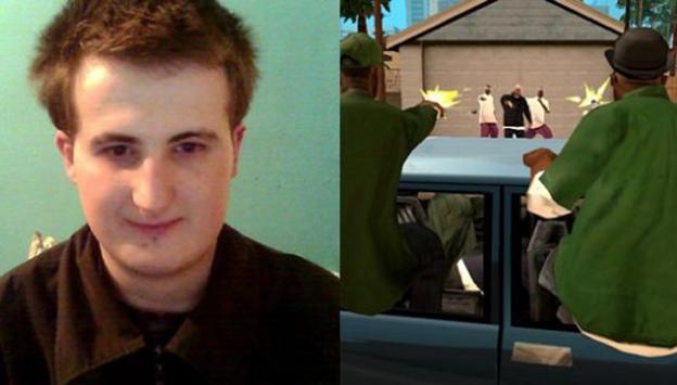 Oyunda vurulan arkadaşı için polisi aradı