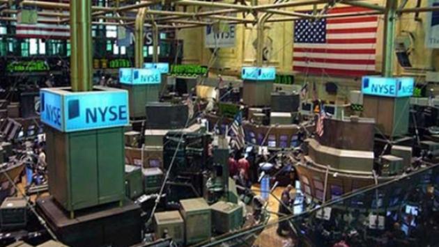 New York Borsasında endeksler