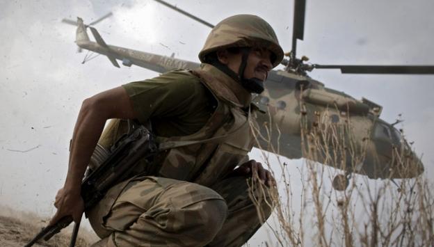 Talibana karşı 5 bin kişilik özel ekip