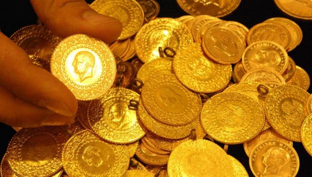 Gün ortasında altın fiyatları