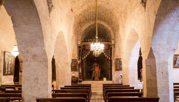 Kırklar Kilisesinde Noel kutlaması