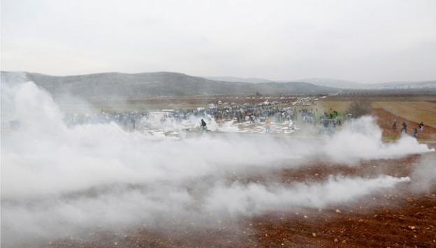 Batı Şeriada molotofkokteylli saldırı