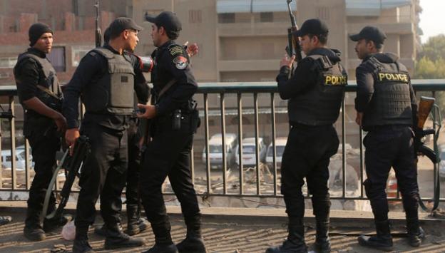 Mısırda polise saldırı