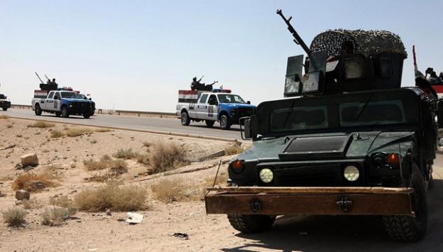 Irakta IŞİD terörü: 5 ölü