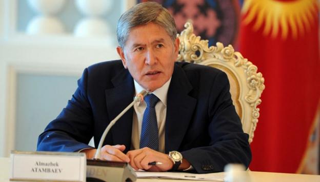Atambayev, Eylül sonuna kadar İstanbulda