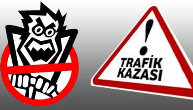 Karabükte trafik kazası