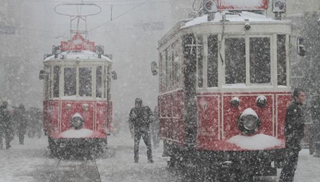 İstanbulda kar yağışı tedbirleri