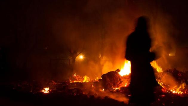 Filipinlerdeki yangında 9 kişi yaşamını yitirdi