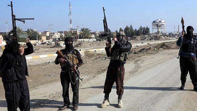 75 IŞİD militanı öldürüldü