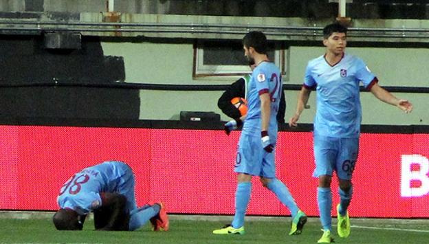 Trabzonspor Torku Konyaspor maçına doğru